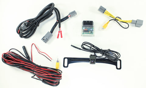 OBD Genie GG2 Rear View Camera Bundle