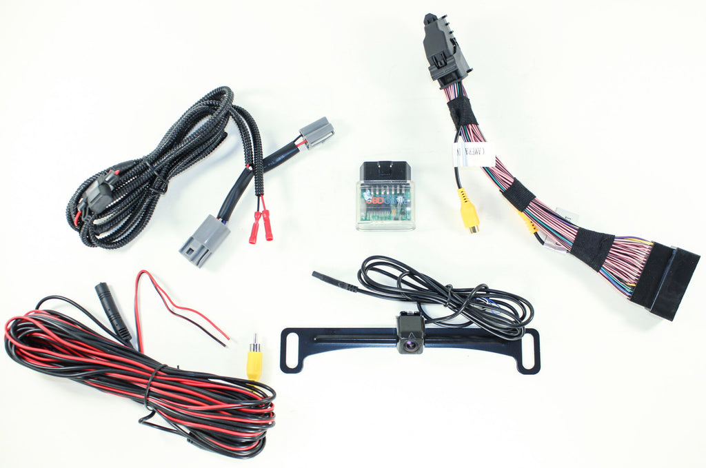 OBD Genie FG3 Rear View Camera Bundle