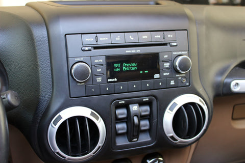 Mopar RES 130S CD Player SiriusXM Radio - High