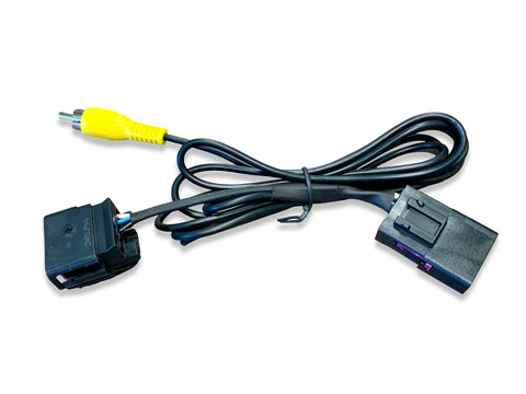 GM Truck & SUV Rear View Mirror Backup Camera Image Reroute Kit