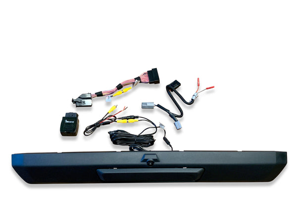 17-19 Ford F-250 F-350 SuperDuty Tailgate Handle Backup Camera Kit