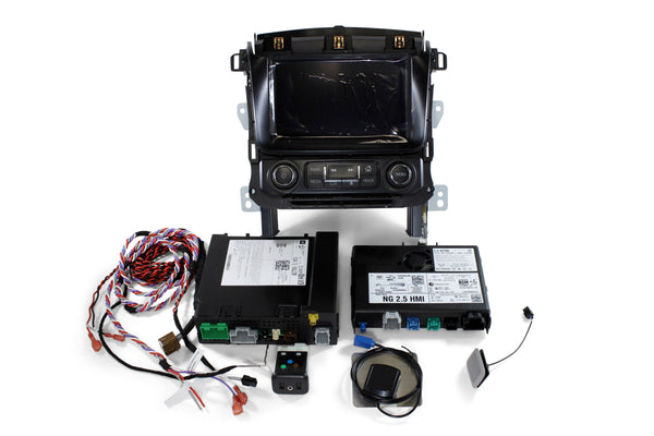 GM Full Size SUV Special Service IO3 to IO6 Infotainment Upgrade
