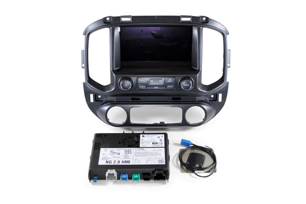 2015 Chevrolet Colorado MyLink® IO6 GPS Navigation Radio Upgrade