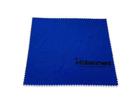 "Infotainment.com Multipurpose 6"" x 6"" Cleaning Cloth"
