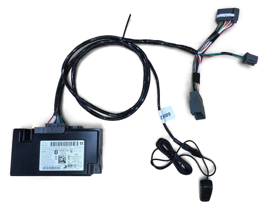 Uconnect Hands Free Kit High 2010 Jk Radio Wiring