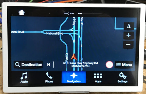 Ford Sync 3 GPS Navigation Upgrade for Europe Australia Middle East China