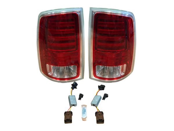 13-19 Ram Truck Factory LED TailLight Upgrade Kit