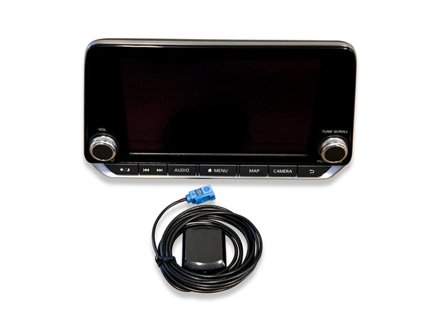 2019-2020 Nissan Altima NissanConnect® GPS Navigation Radio Upgrade