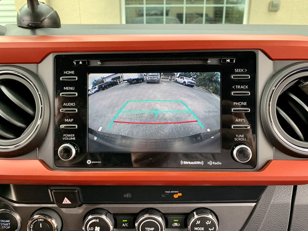 2016-2020 Toyota Tacoma Entune 3.0 Radio with Apple CarPlay and Android Auto