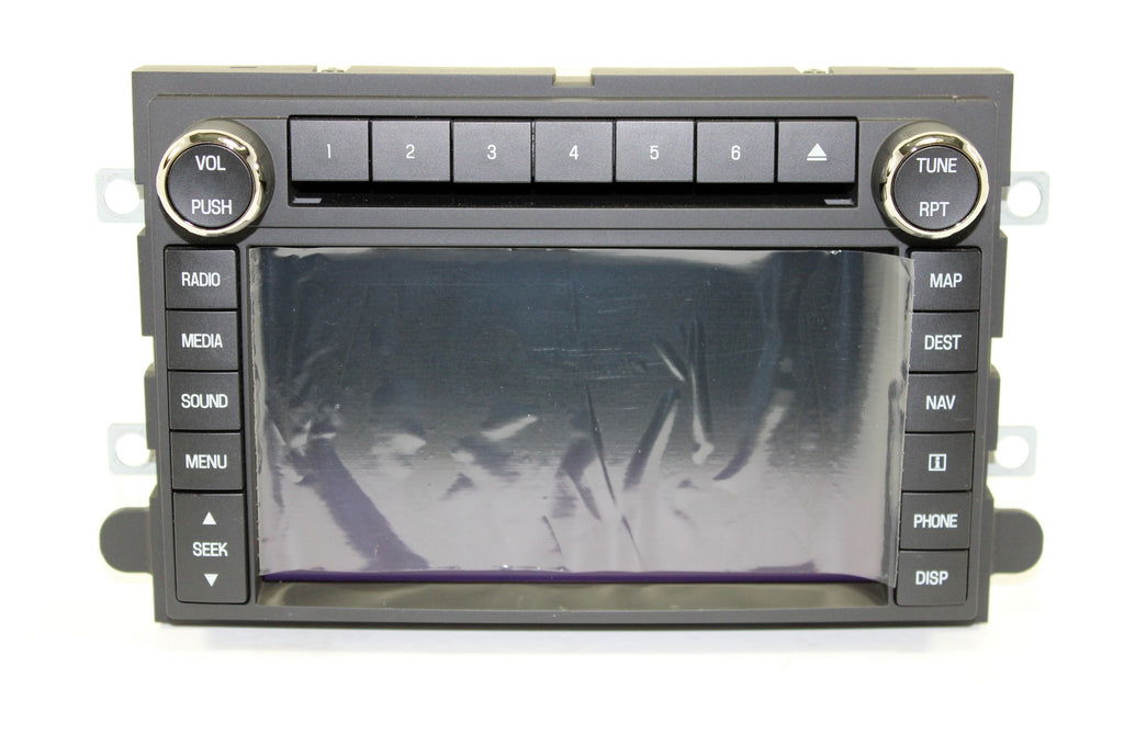 2009 2014 Ford F150 Sync Gps Navigation Radio