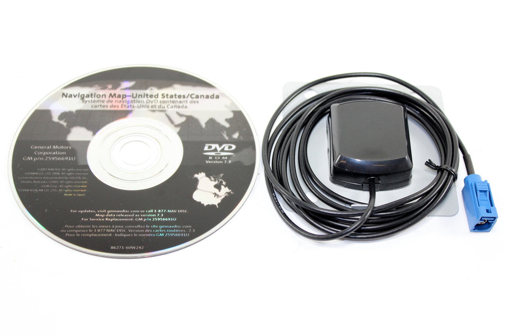 2007-2009 Escalade Navigation System Factory GPS Radio ...