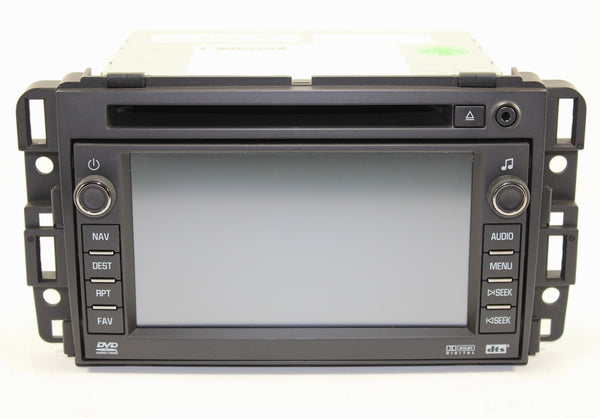 2010-2014 GMC Sierra 2500 3500 HD Factory GPS Navigation Radio
