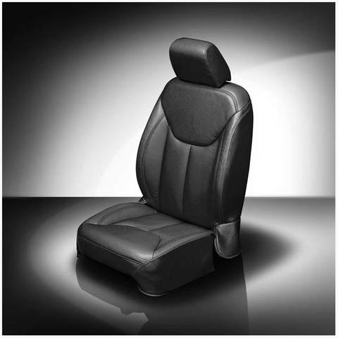 2013-2018 Jeep Wrangler JK Katzkin® Leather Seating Upgrade