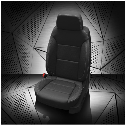 2019-2020 Chevrolet Silverado Katzkin® Leather Seating Upgrade