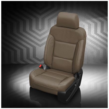 2016-2018 GMC Sierra Katzkin® Leather Seating Upgrade