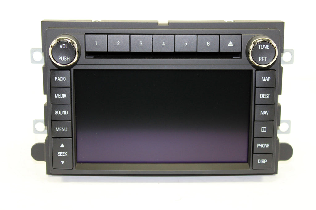 20092014 Ford F150 Sync 1 Gps Navigation Radio Infotainmentrhinfotainment: Ford Truck Radio With Backup Camera At Elf-jo.com