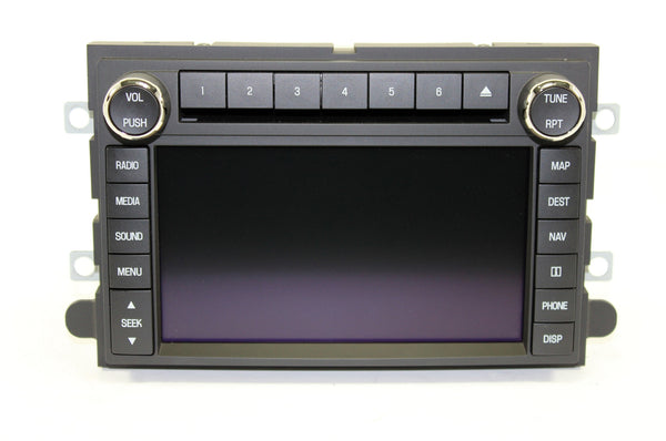 2009-2010 Ford Explorer Sync 1 GPS Navigation Radio