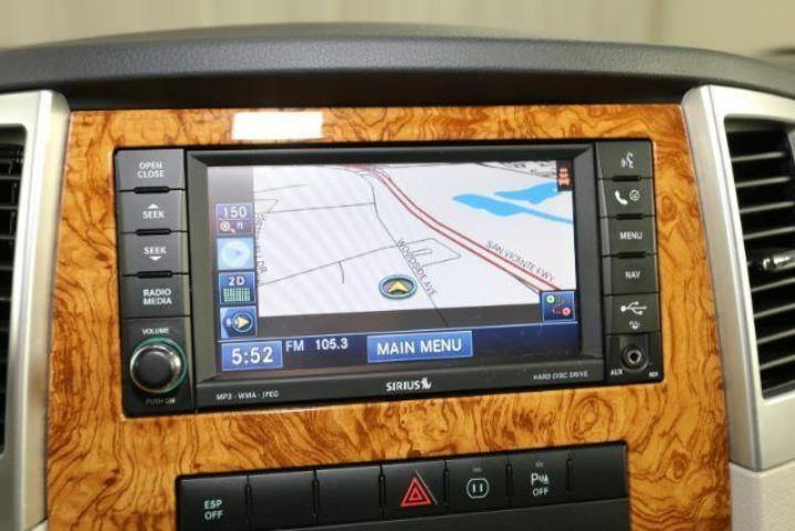 2008-2010 Jeep Grand Cherokee GPS Navigation RER 730N Radio