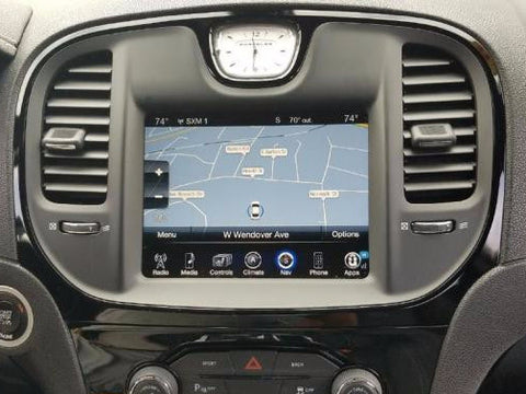 2015-2016 Chrysler 300 GPS Navigation 8.4AN RA4 Radio Upgrade
