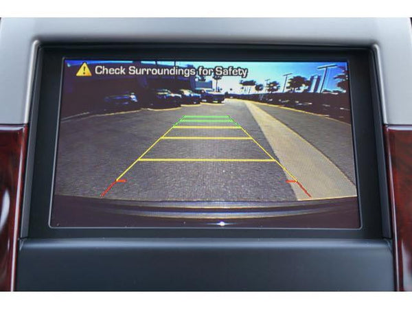 Cadillac® Escalade Premium Factory GPS Navigation Radio Upgrade