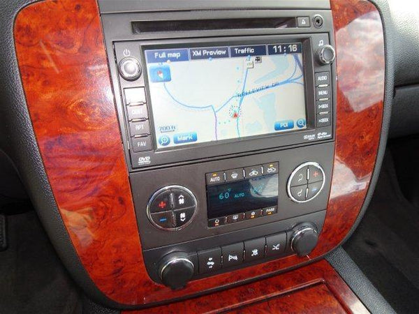 2010-2013 Chevrolet Avalanche Factory GPS Navigation Radio ...
