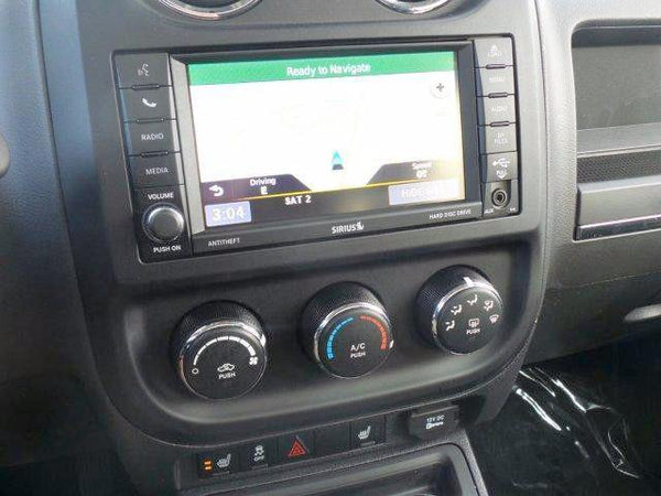 2011-2017 Jeep Patriot GPS Garmin Navigation RHB 430N Radio