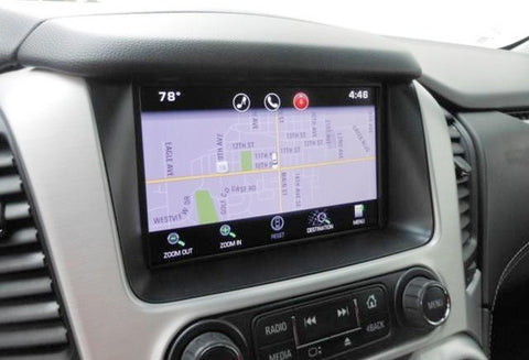 GMC Factory Radios & GPS Navigation Upgrades – Infotainment com