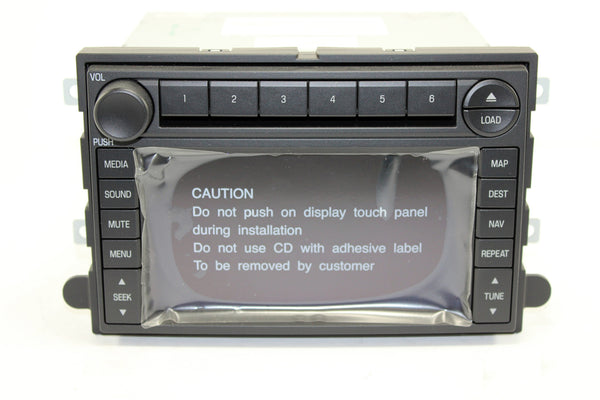 2007-2008 Ford Expedition GPS Navigation Radio