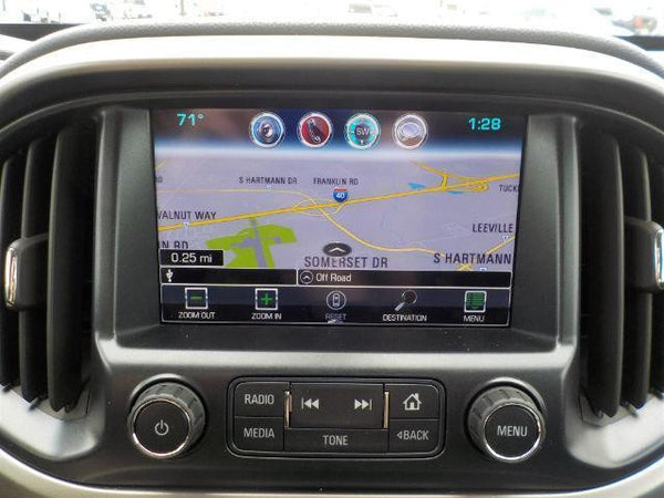 2016-2018 Chevrolet Colorado MyLink® IO6 GPS Navigation Radio Upgrade