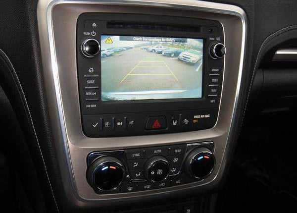 2013-2016 GMC Acadia Factory GPS Navigation Radio