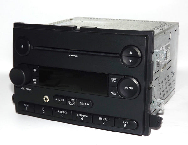 Ford AM FM MP3 CD Player AUX Input Radio