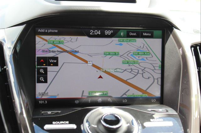 2013-2015 escape & flex myford touch sync 2 gps navigation upgrade