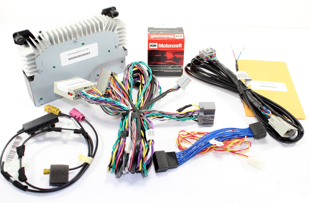 Ford Gps Wiring Diagram Diagramrhgregmadisonco: Ford Super Duty Radio Wiring Harness Adapter At Elf-jo.com