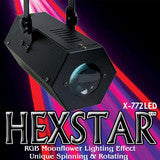 LED HexStar Light Rental