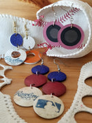 Handmade MLB Earrings
