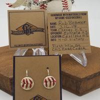 "Your Baseball or Softball - Custom ""Cover Package"""