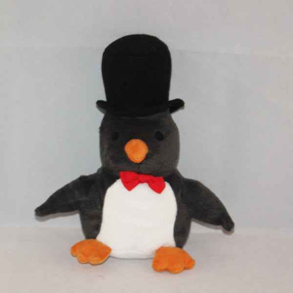 Janie And Jack Quot Winter Cheer Quot Penguin Stuffed Plush Toy