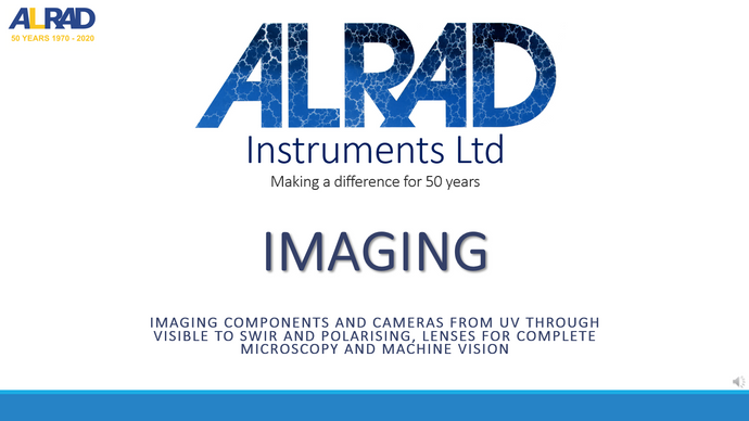 ALRAD Instruments - Imaging Division Overview
