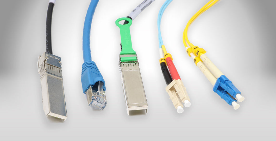 Interface Cables for 10 and 25 GigE Cameras - Alrad