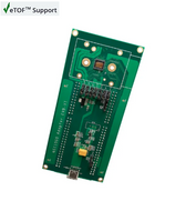 NSI1000EVBA adaptor PCB with Morph-IC-II - Alrad