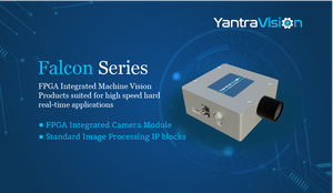 Falcon Series FPGA Integrated Camera Module - Alrad