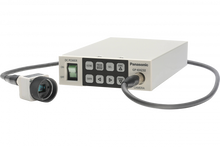 "Load image into Gallery viewer, GP-KH232A    1/3"" CMOS Full HD 1080p 1MOS Remote Camera Head and Control Unit - Alrad"