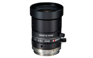 "MPW2 Series    2/3"" 8mm F2.4 5 Megapixel Ultra Low Distortion Lens (C Mount)    M0824-MPW2 - Alrad"