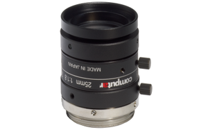 "MPW2 Series    2/3"" 25mm F1.8 5 Megapixel Ultra Low Distortion Lens (C Mount)    M2518-MPW2 - Alrad"