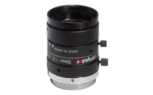 "MPW2 Series    2/3"" 35mm F2.0 5 Megapixel Ultra Low Distortion Lens (C Mount)    M3520-MPW2 - Alrad"