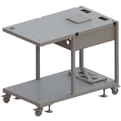 RB-MTC-CB300    COBOT Mobile Table Cart - Alrad