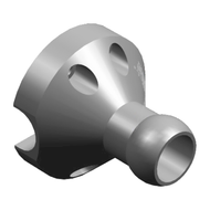 SLM-1   Standard Metric Ball Base
