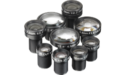 The Imaging Source S-Mount M12 Board Lenses - Alrad