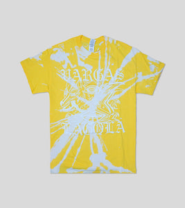 GOTH T-SHIRT YELLOW