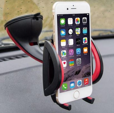 Support voiture pivotant pour iPhone